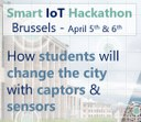 Hackathon Smart IoT - 5 et 6 avril 2018