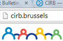 Le site du CIRB, premier à répondre nativement à la nouvelle extension .brussels !